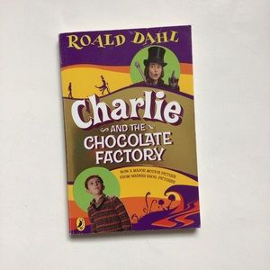 $5 bundle item☀️ Charlie and the Chocolate Factory